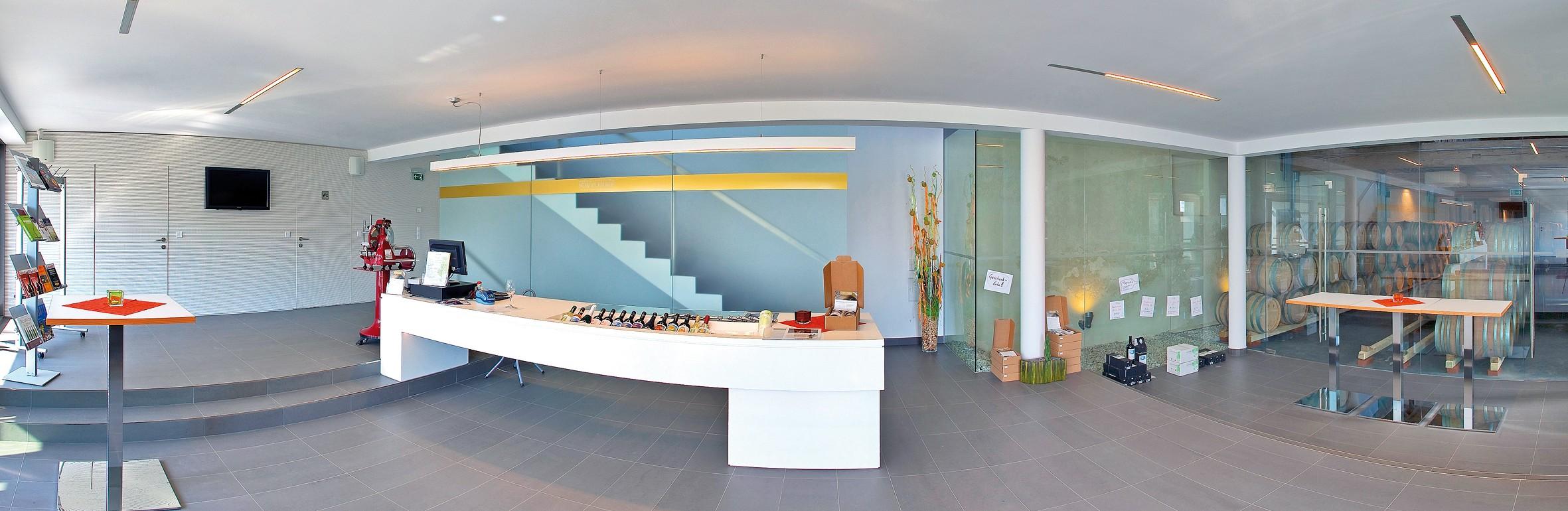 Foto Eingang Schaflerhof