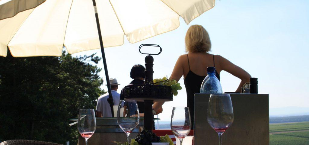 Weinkultur und Bewegung
